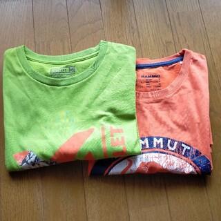 マムート(Mammut)のマムート  ミレー T シャツ2枚セット(Tシャツ/カットソー(半袖/袖なし))