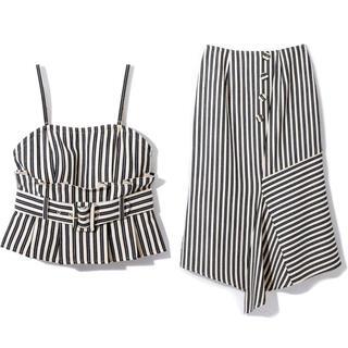 REDYAZEL - 【レディアゼル】ビスチェ+ベルト+スカート セット