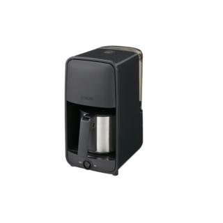 TIGER - タイガー コーヒーメーカー 6杯分 ADC-N060K ブラック