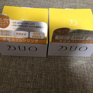 DUO(デュオ) ザ クレンジングバーム クリア(90g) 2個