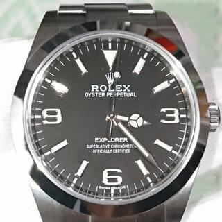 ROLEX - ロレックス エクスプローラー 214270
