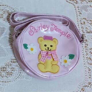 Shirley Temple - シャーリーテンプル ノベルティ くまポシェット