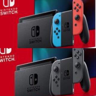 ニンテンドースイッチ(Nintendo Switch)の新品未開封 Switch 任天堂スイッチ 本体  ネオン  グレー 6台(家庭用ゲーム機本体)
