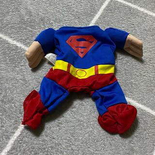 犬コスチューム スーパーマン(犬)