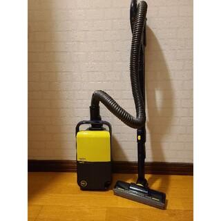 シャープ(SHARP)のSHARP 紙パック式掃除機 EC-KP15P-Y(掃除機)