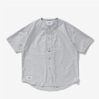 W)taps - wtaps  21ss 新作 LEAGUE ベースボールシャツ