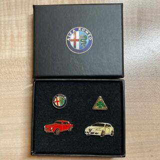 アルファロメオ(Alfa Romeo)の■新品未使用■ALFA ROMEO非売品ピンバッチ(バッジ/ピンバッジ)