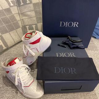ディオール(Dior)の*新作DIOR B27 ハイトップスニーカー*(スニーカー)