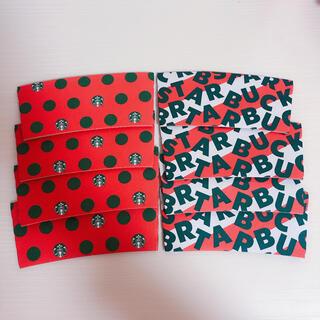 スターバックスコーヒー(Starbucks Coffee)のスタバ 韓国 クリスマス スリーブ タンブラー(その他)