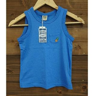 エフオーキッズ(F.O.KIDS)のエフオーキッズ 刺繍 タンクトップ (Tシャツ/カットソー)