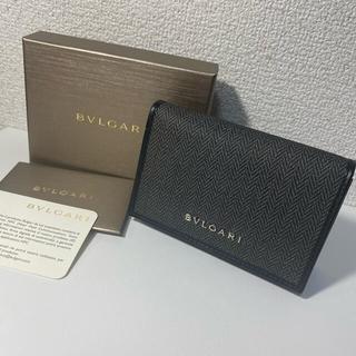 ブルガリ(BVLGARI)の ブルガリ 名刺入れ カードケース BVLGARI ウィークエンド (名刺入れ/定期入れ)
