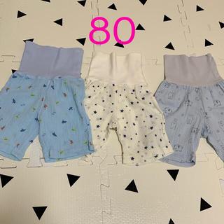 アカチャンホンポ(アカチャンホンポ)の涼しい夏パンツ 80   (パジャマ)