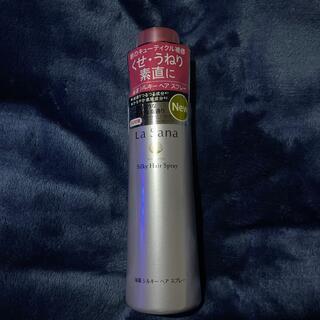 ラサーナ(LaSana)のラサーナ 海藻 シルキー ヘアスプレー 180ml(ヘアウォーター/ヘアミスト)