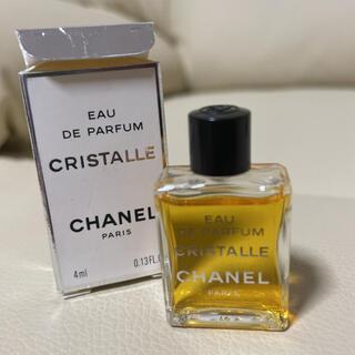 CHANEL - CHANEL シャネル クリスタル オードゥ パルファム 4ml