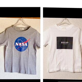 ユニクロ(UNIQLO)のG.U.kids セット 120(Tシャツ/カットソー)