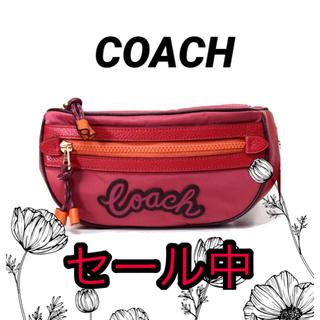 COACH - COACH 【コーチ】 バッグ ボディバッグ 美品✨