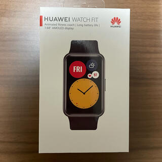 HUAWEI - HUAWEI WATCH FIT