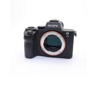キヤノン(Canon)のCanon α7Ⅱ(デジタル一眼)