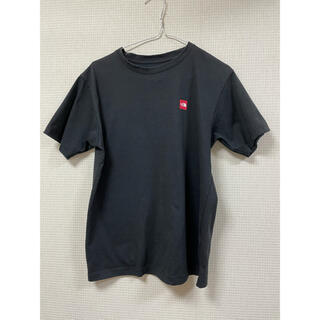 THE NORTH FACE - THE NORTH FACE 黒ロゴTシャツ