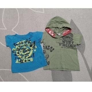 エフオーキッズ(F.O.KIDS)のTシャツ80(Tシャツ)