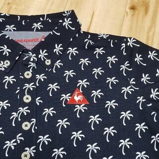 le coq sportif - 《未使用》ルコック ポロシャツ ゴルフウェア レディース シャツ 半袖