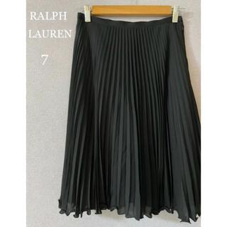 ラルフローレン(Ralph Lauren)の♦︎RALPH LAUREN♦︎日本製|プリーツスカート|絹100%(ひざ丈スカート)