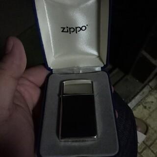 ジッポー(ZIPPO)のSTERLING2004 ZIPPO スリム(タバコグッズ)