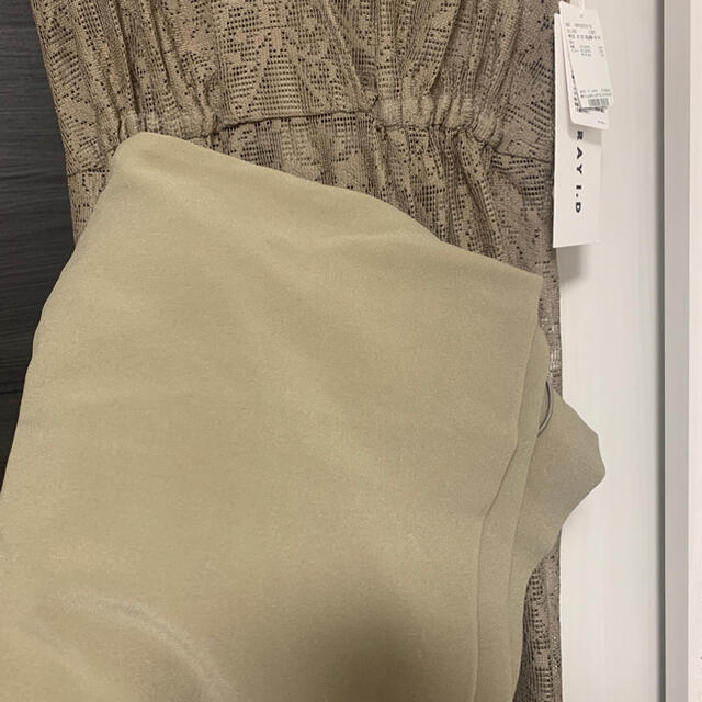 FRAY I.D(フレイアイディー)のfrayid ワンピース レディースのワンピース(ロングワンピース/マキシワンピース)の商品写真