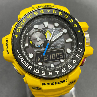 G-SHOCK - 美品 送料無料 GWN-1000H-9AJF イエロー