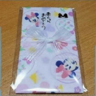 Disney - 新品☆ディズニー ガーゼハンカチご祝儀袋☆ミニー ご祝儀袋