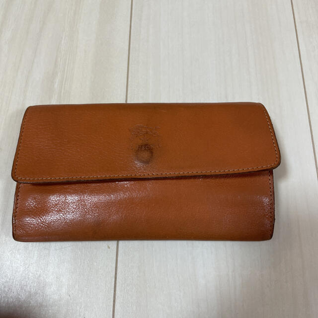 IL BISONTE(イルビゾンテ)のイルビゾンテ 長財布 ロングウォレット メンズのファッション小物(長財布)の商品写真