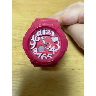 ベビージー(Baby-G)のカシオBaby-G BAG-130シリーズ(腕時計)