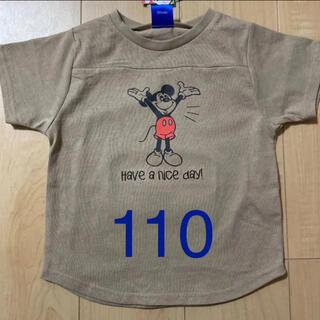 しまむら - しまむら 体操 ミッキー Tシャツ 110