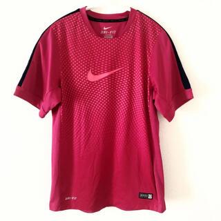ナイキ(NIKE)のNIKE ナイキ Tシャツ メンズ S ピンク(ウェア)