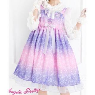 Angelic Pretty - 新品未着用 SugarSky ジャンパースカート