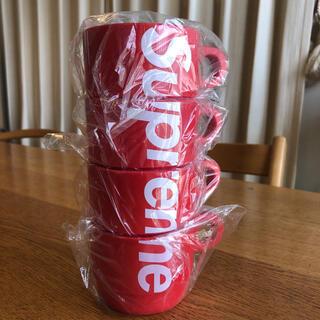 Supreme - シュプリームロゴ マグカップ4個セット