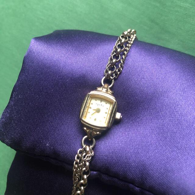 agete(アガット)の値下げ agete アガット ブレスレット ウォッチ レディースのファッション小物(腕時計)の商品写真
