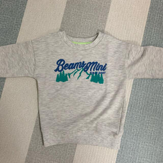 コドモビームス(こども ビームス)のビームスミニ 新品未使用 トレーナー(Tシャツ/カットソー)