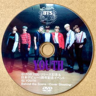 ボウダンショウネンダン(防弾少年団(BTS))のBTS YOUTH ●DVD●(K-POP/アジア)