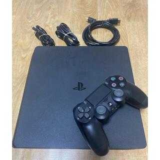 PlayStation4 - PS4 本体CUH-2100Aプレイステーション4 SONYこのまま遊べるセット