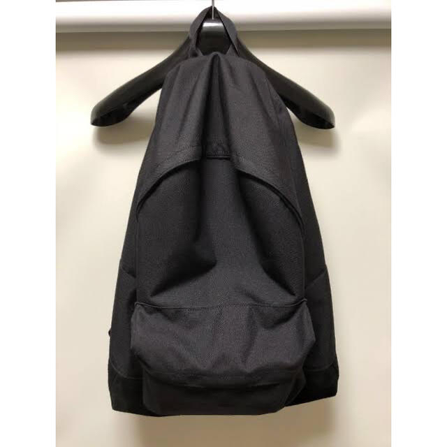 COMOLI(コモリ)のcomoli リュック デイパック スエード メンズのバッグ(バッグパック/リュック)の商品写真