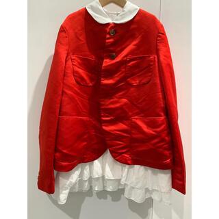 コムデギャルソン(COMME des GARCONS)の2020AW コムデギャルソンガール girl ジャケット(テーラードジャケット)