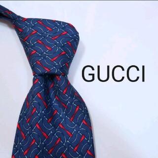 グッチ(Gucci)のGUCCI ネクタイ 総柄(ネクタイ)