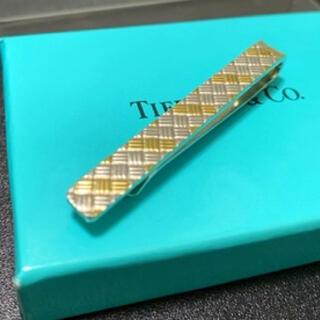 ティファニー(Tiffany & Co.)のTiffanyヴィンテージネクタイピン925 750(ネクタイピン)