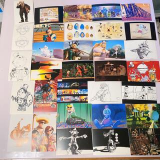 ディズニー(Disney)のピクサー ディズニー ポストカード(写真/ポストカード)