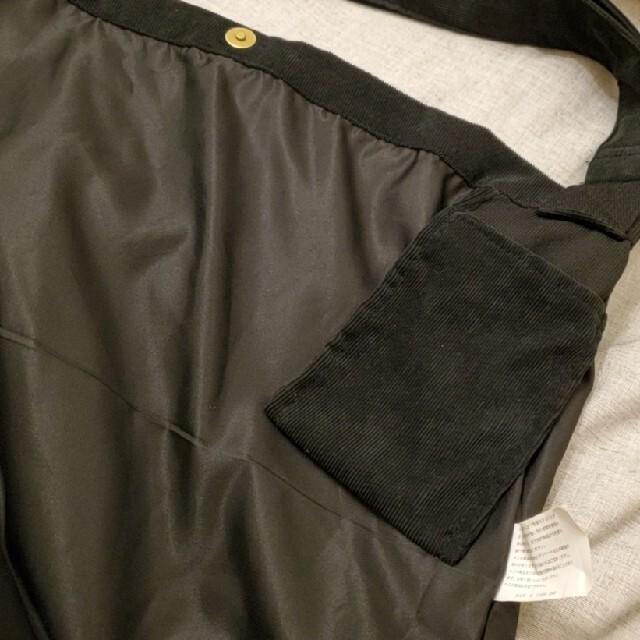 niko and...(ニコアンド)のCOLONY 2139 ショルダーバッグ コーデュロイ レディースのバッグ(ショルダーバッグ)の商品写真