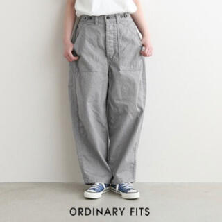 nest Robe - 新品 10日まで Ordinary fits JAMES PANTS(GRY)