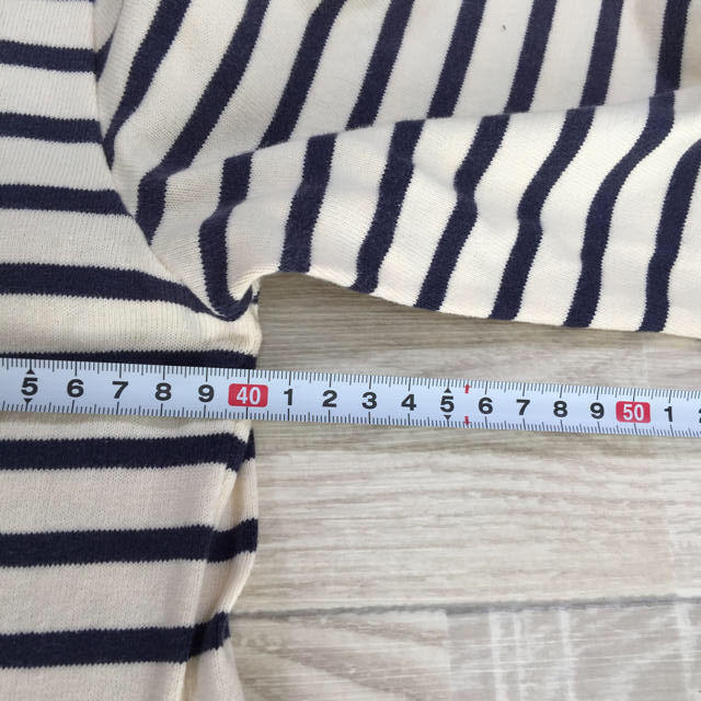 SM2(サマンサモスモス)の上品な定番のストライプ柄(^ ^) レディースのワンピース(ロングワンピース/マキシワンピース)の商品写真