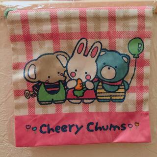 サンリオ(サンリオ)のチアリーチャム チャリーチャム 巾着袋(ランチボックス巾着)