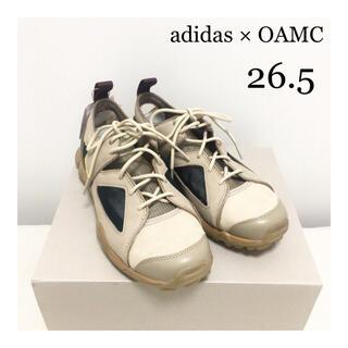 アディダス(adidas)のアディダス OAMC スニーカー  26.5(スニーカー)